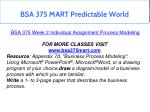 bsa 375 mart predictable world 11