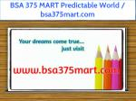 bsa 375 mart predictable world bsa375mart com