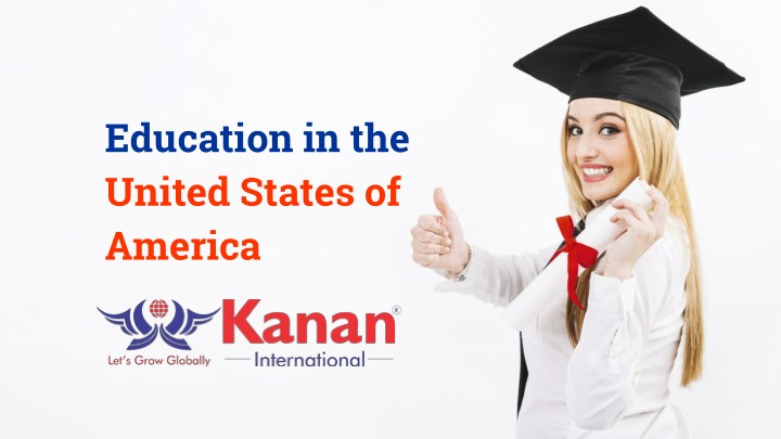 education in the united states of america n.