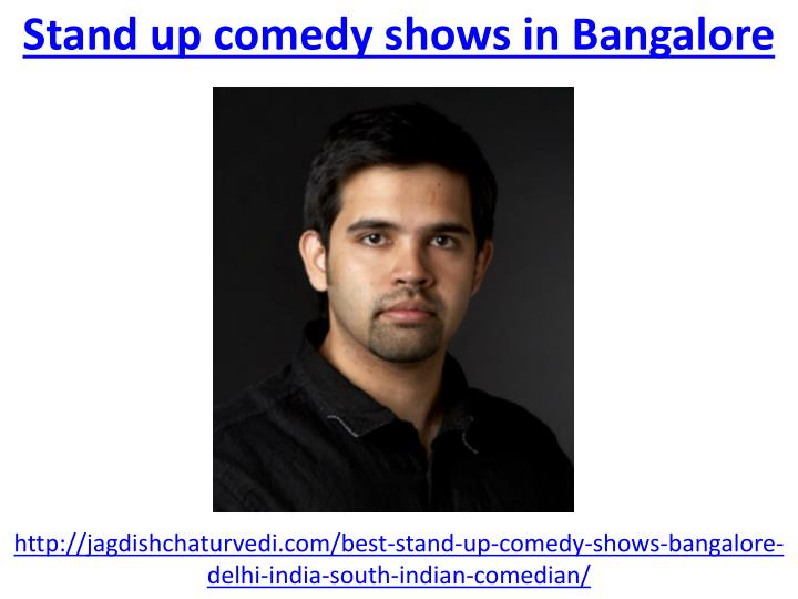 stand up comedy shows in bangalore n.