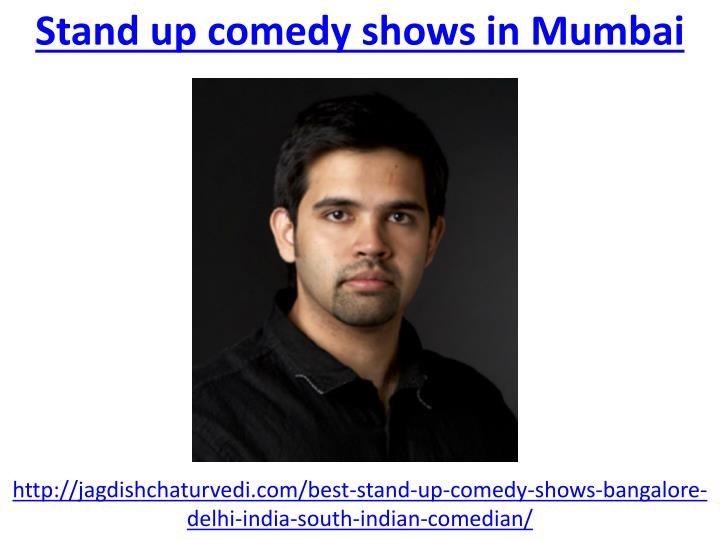 stand up comedy shows in mumbai n.