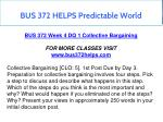 bus 372 helps predictable world 12