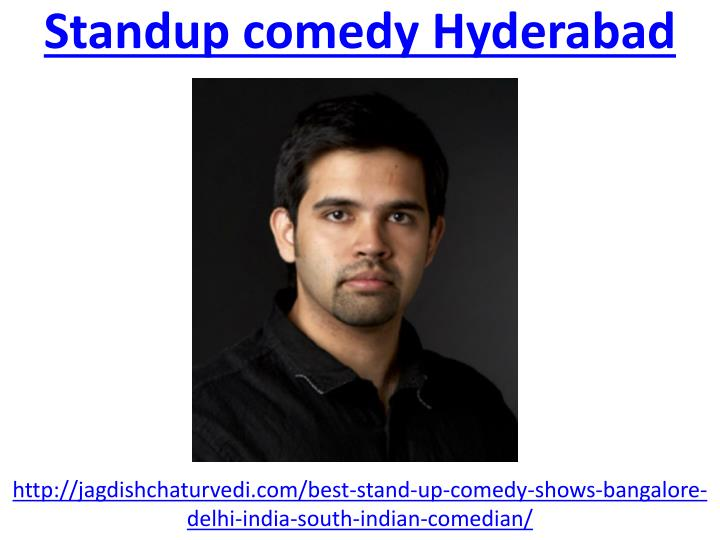 standup comedy hyderabad n.