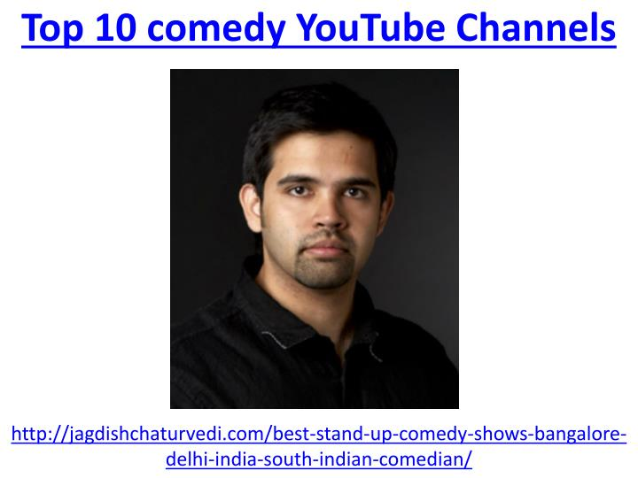 top 10 comedy youtube channels n.
