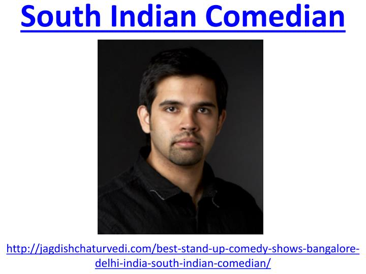 south indian comedian n.