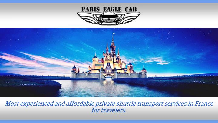 m ost experienced and affordable private shuttle n.