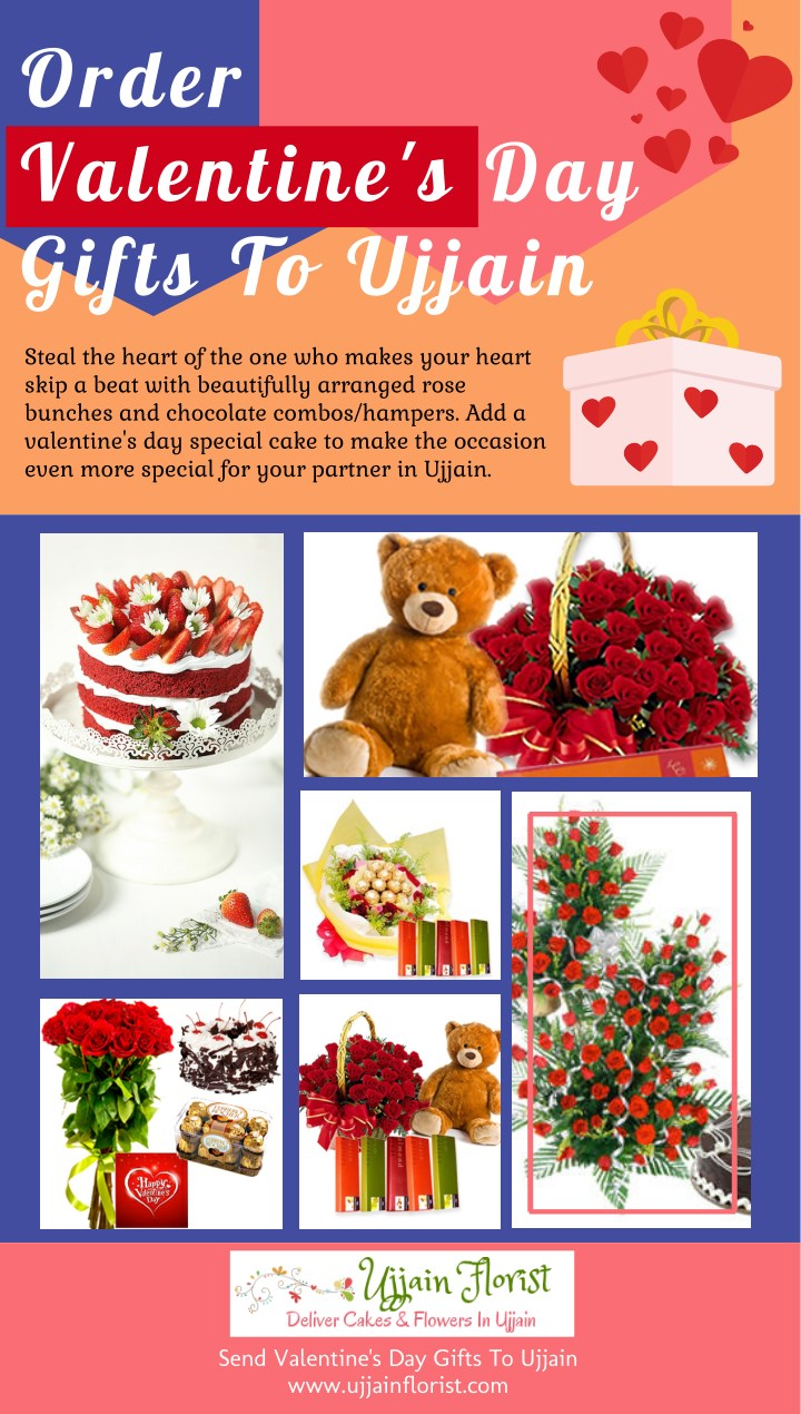 order valentine s day gifts to ujjain n.
