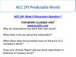 acc 291 predictable world 23