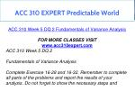 acc 310 expert predictable world 15