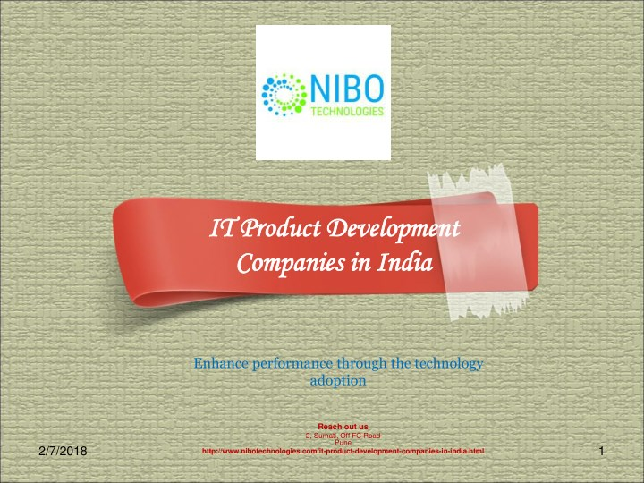 it product development it product development n.