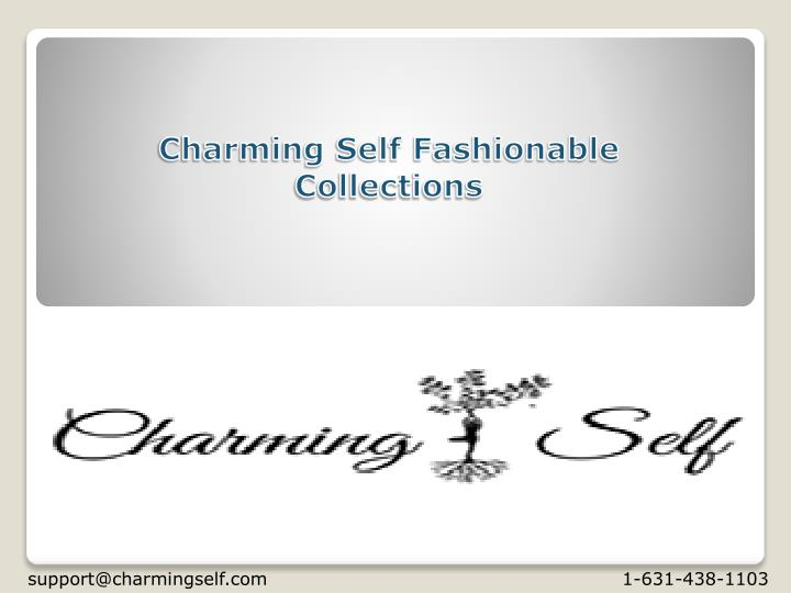 charming self fashionable collections n.