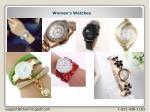 women s watches