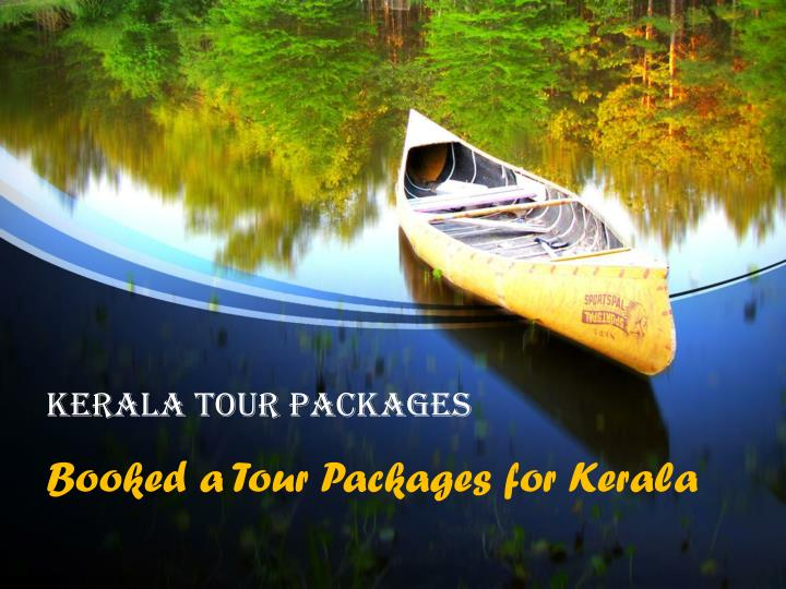 kerala tour packages n.