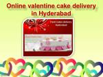 online valentine cake delivery in hyderabad