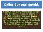 online buy oral steroids