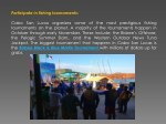 participate in fishing tournaments cabo san lucas