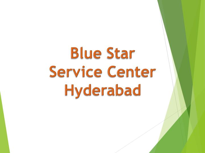 b lue star service center hyderabad n.