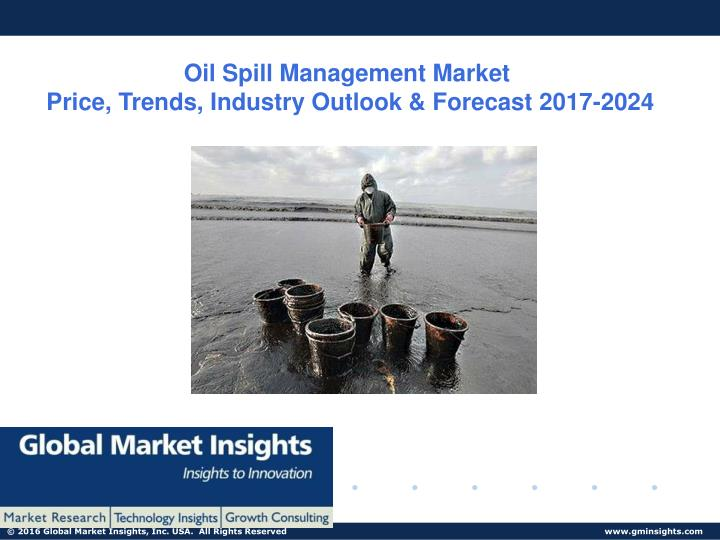 oil spill management market price trends industry n.