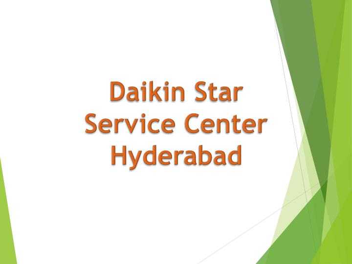 daikin star service center hyderabad n.