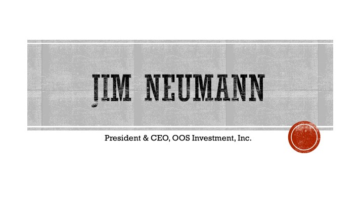 president ceo oos investment inc n.