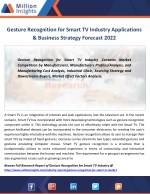 gesture recognition for smart tv industry