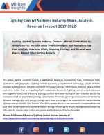 lighting control systems industry share analysis