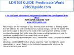 ldr 531 guide predictable world ldr531guide com 17
