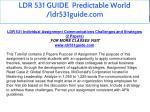 ldr 531 guide predictable world ldr531guide com 7