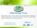 global manager group global manager group