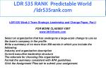 ldr 535 rank predictable world ldr535rank com 7