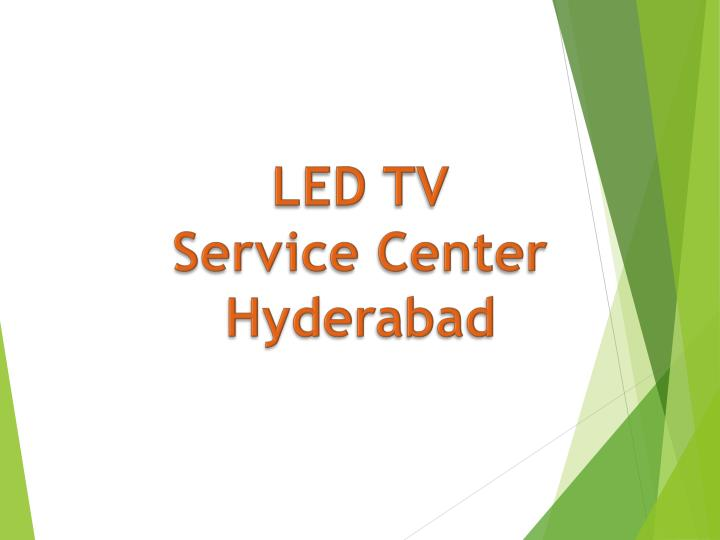 led tv service center hyderabad n.