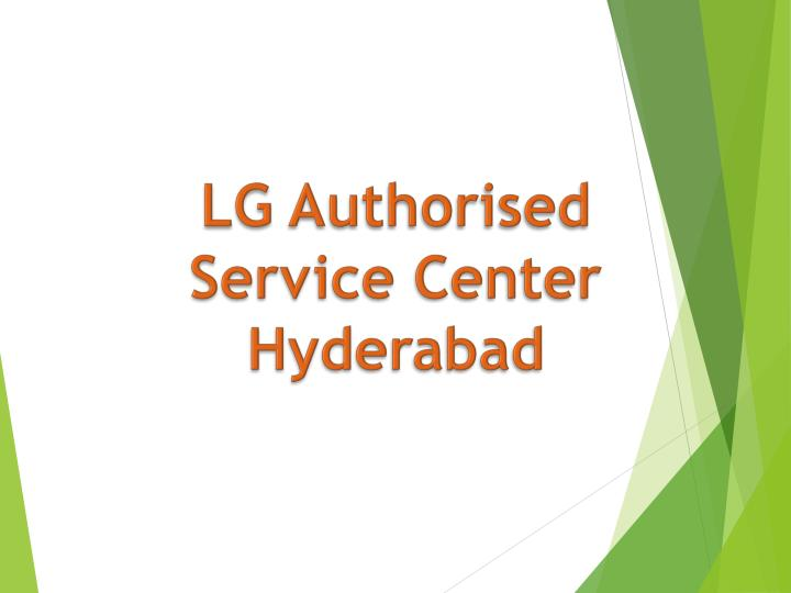 lg authorised service center hyderabad n.