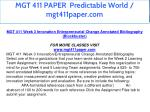 mgt 411 paper predictable world mgt411paper com 15
