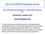 acc 546 paper predictable world 16