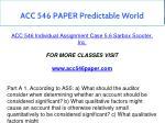 acc 546 paper predictable world 18