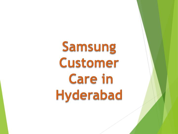 samsung customer care in hyderabad n.