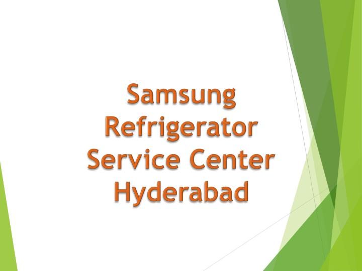 samsung r efrigerator service center hyderabad n.