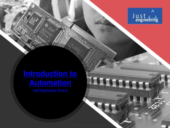 introduction to automation n.