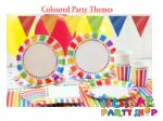 coloured party themes