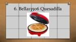 6 bella13506 quesadilla