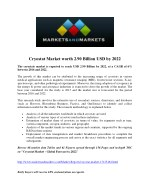 cryostat market worth 2 90 billion usd by 2022