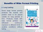 benefits of wide format printing 2