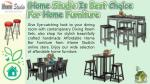 ihome studio is best choice for home furniture