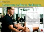 corporate wellness challenges