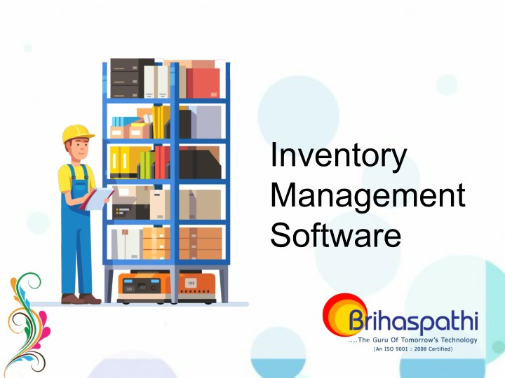 inventory management software n.