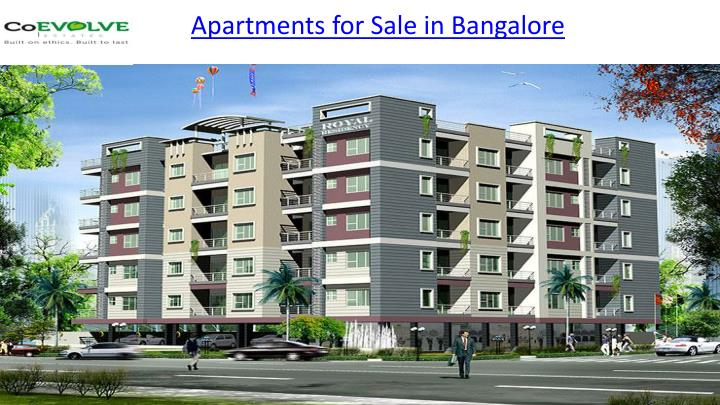 apartments for sale in bangalore n.