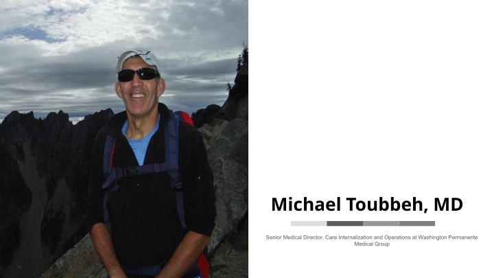 michael toubbeh md n.