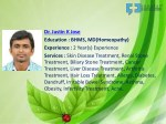 dr justin k jose education bhms md homeopathy