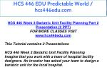 hcs 446 edu predictable world hcs446edu com 5