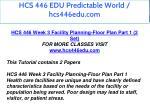 hcs 446 edu predictable world hcs446edu com 6